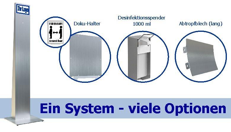 Hygiene- und Desinfektionsartikel